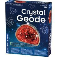 Thames & Kosmos Crystal Geode kids STEM kit