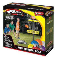FRISBEE mini golf game set