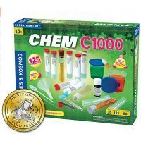 Thames & Kosmos Chem C1000 chemistry set gold award