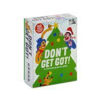 Don't Get Got missions game Christmas edition