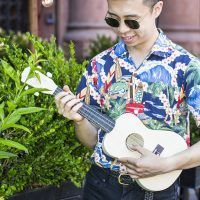 Make your own ukulele gift