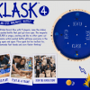 klask 4 player version back of box image