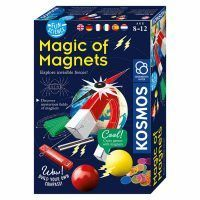 Thames & Kosmos Magic of Magnets science kit for kids