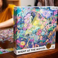 big potato games night at the festival puzzle and game