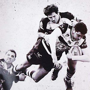 Rugby players image from bath salts pack