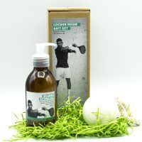 Body wash tennis gift set