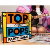 Top of the Pops musical party game