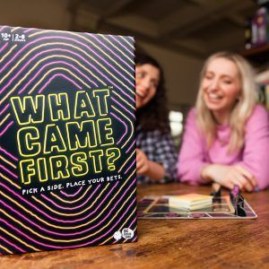 What came first family board game