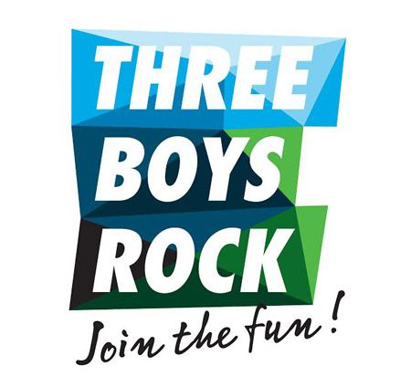 Three Boys Rock